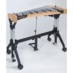 MARIMBA CONCORDE M8000 SP SPIRIT, 5 OCT. ( C2-C7) Height adjustable frame, LÁMINAS ROSEWOOD AAA, COVER & 4 BAQUETAS