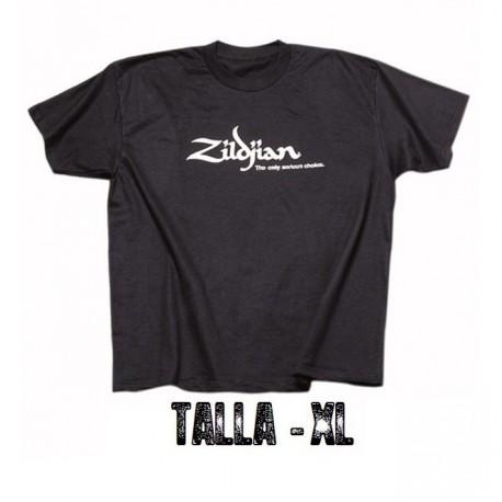 Camiseta Zildjian T Shirt Classic XL T3004