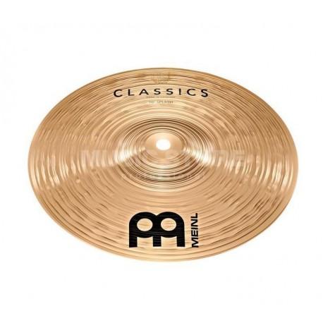 "PLATO SPLASH MEINL CLASSICS C8S DE 8"""