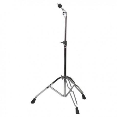 SOPORTE DE PLATO RECO BASIX DRUMCRAFT CS-600 patas doble perfil, altura aprox. 85 cm / 135 cm, expandible en un tramo