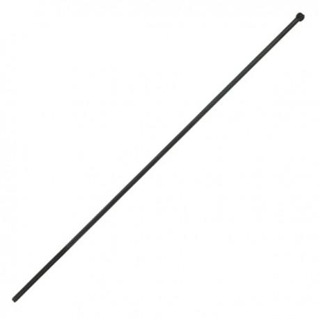 VARILLA TENSORA 320 mm. NEGRA LIGHT LINE IZZO MOD. IZ6472
