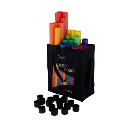 SET DE BOOMWHACKERS BW-SET03 IN...