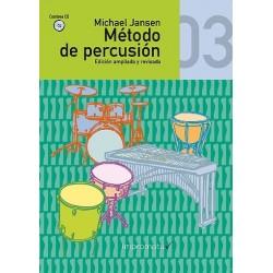 MÉTODO DE PERCUSIÓN 3º Vol....