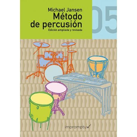 MÉTODO DE PERCUSIÓN 5º Vol. 5 de...