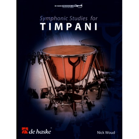 SYMPHONIC STUDIES FOR TIMPANI DE NICK...