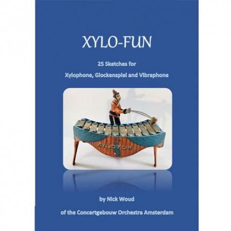 XYLO-FUN 25 MUSICAL SKETCHES FOR...