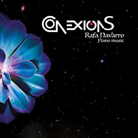 CD CONEXIONS PIANO MUSIC by RAFA NAVARRO