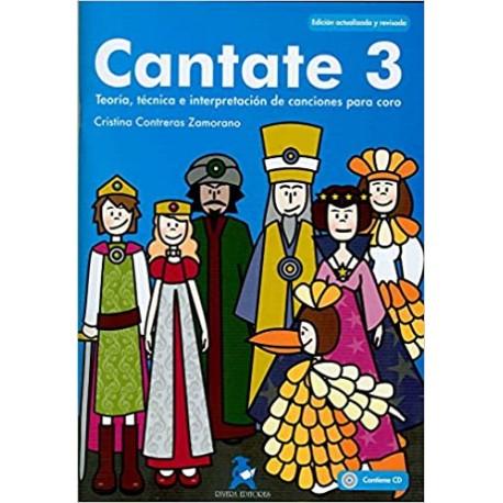 CANTATE 3: TEORÍA, TÉCNICA E...