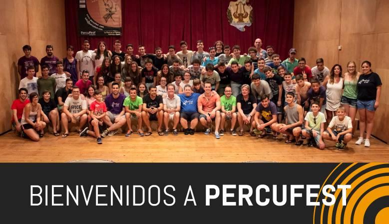 PercuFest 2015